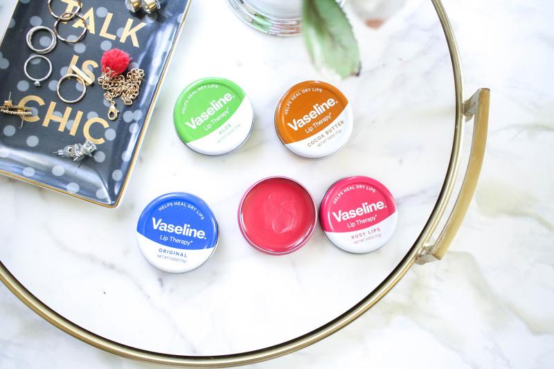 Vaseline Lip Therapy Tins-3