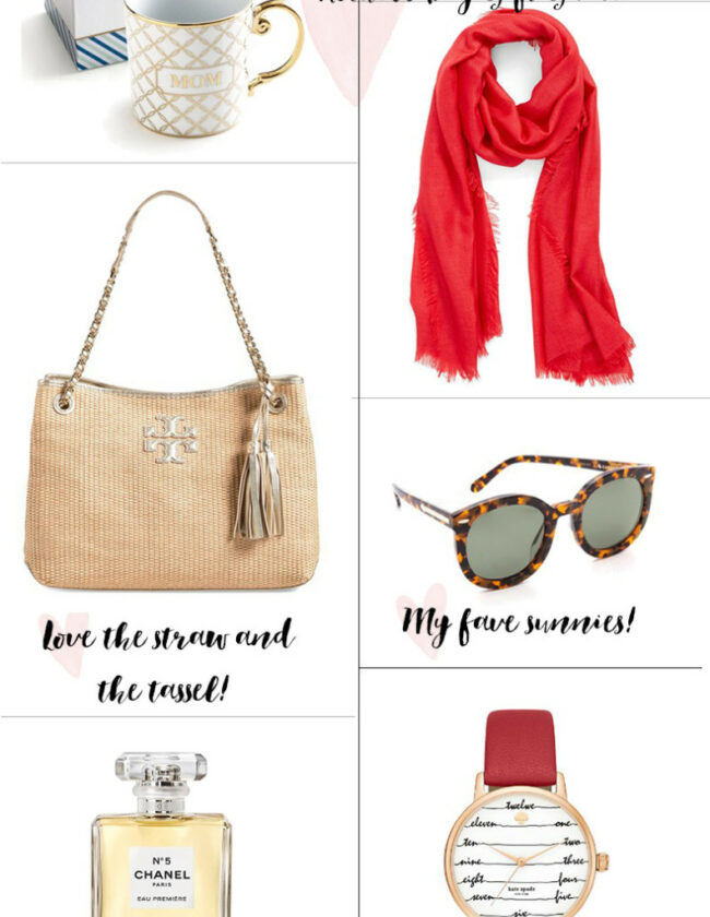 Gift Guide – Mother's Day