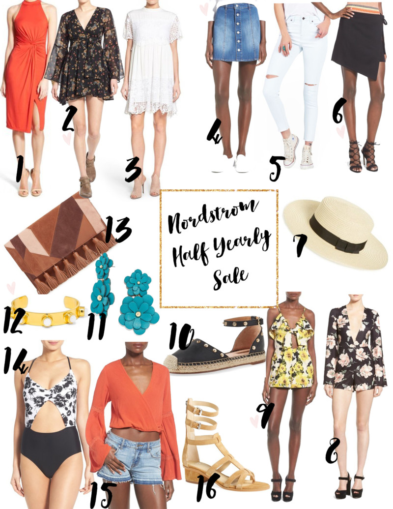 Nordstrom Half Yearly Sale May 2016