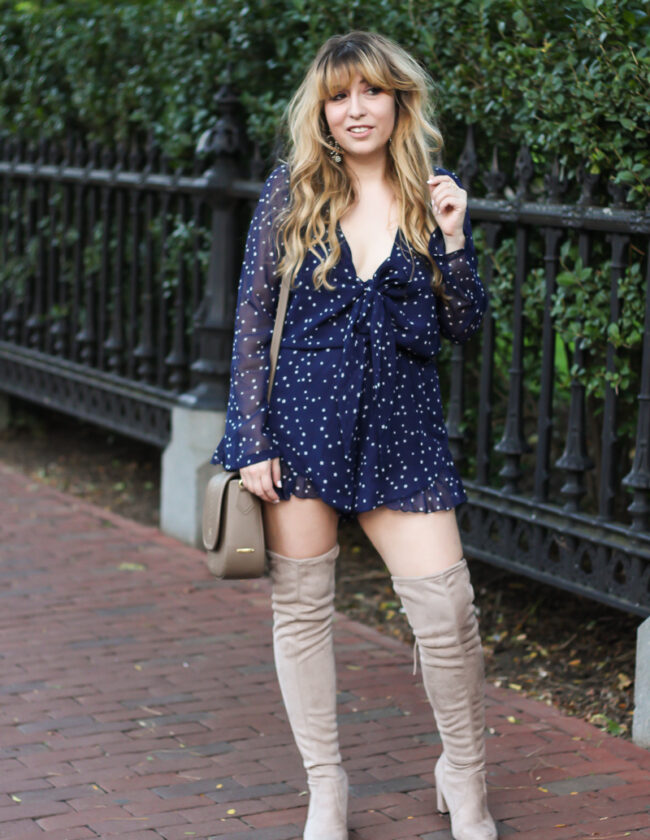 lioness-navy-blue-star-romper-chinese-laundry-over-the-knee-boots-8-of-10