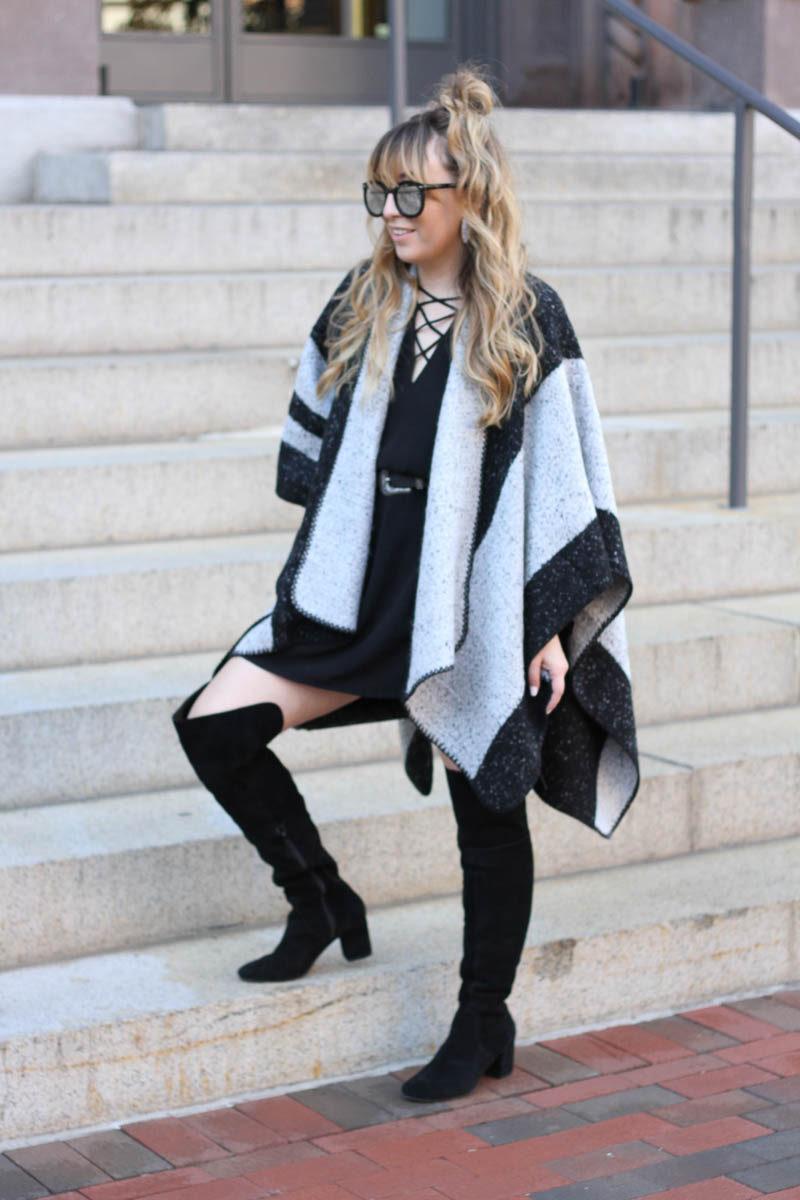 lush-black-dress-ily-couture-stripe-cape-11-of-16
