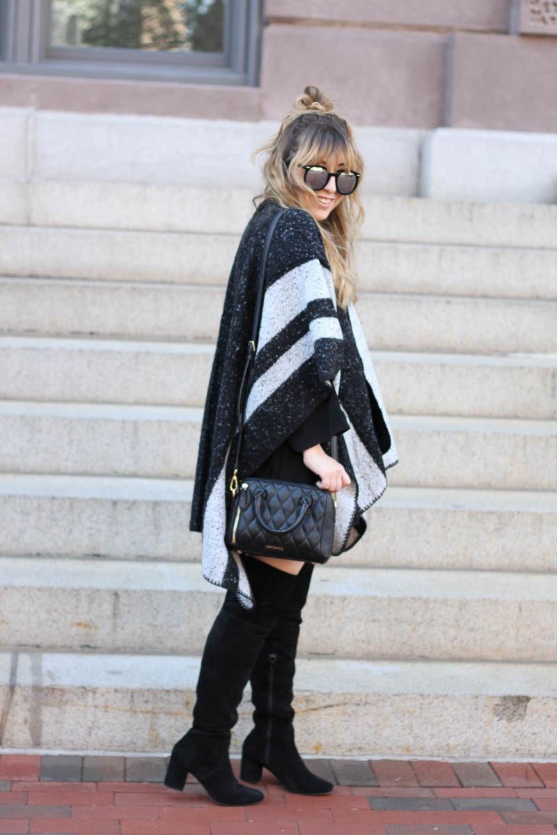 lush-black-dress-ily-couture-stripe-cape-14-of-16