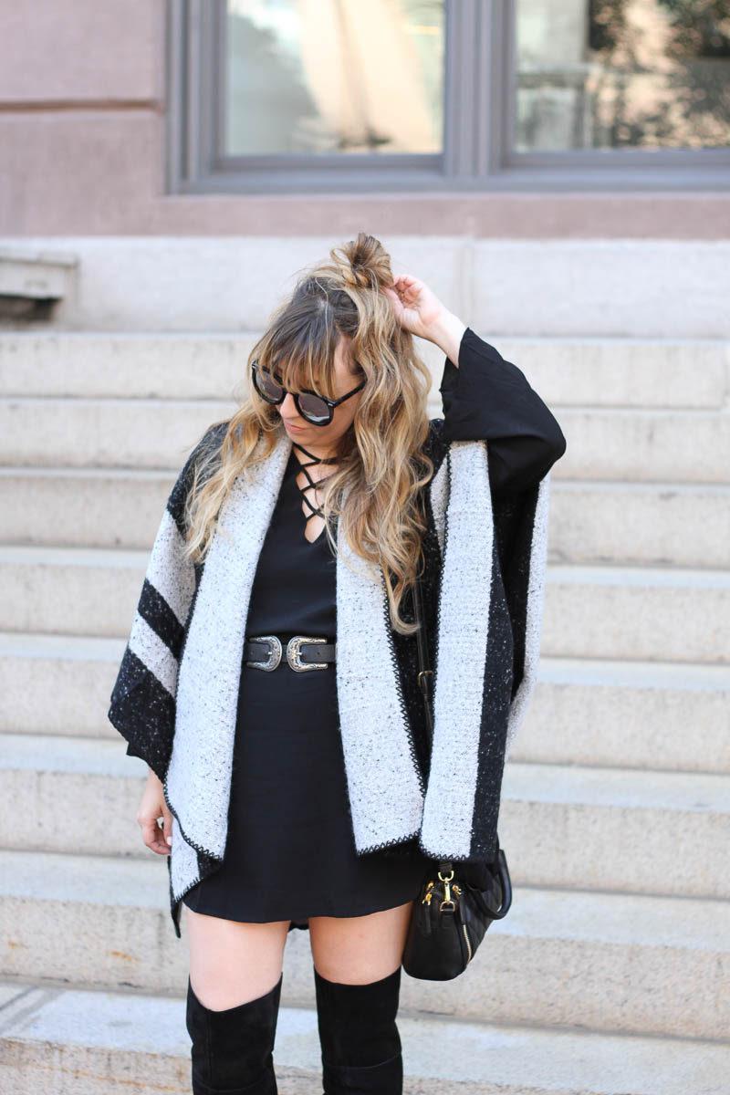 lush-black-dress-ily-couture-stripe-cape-4-of-16