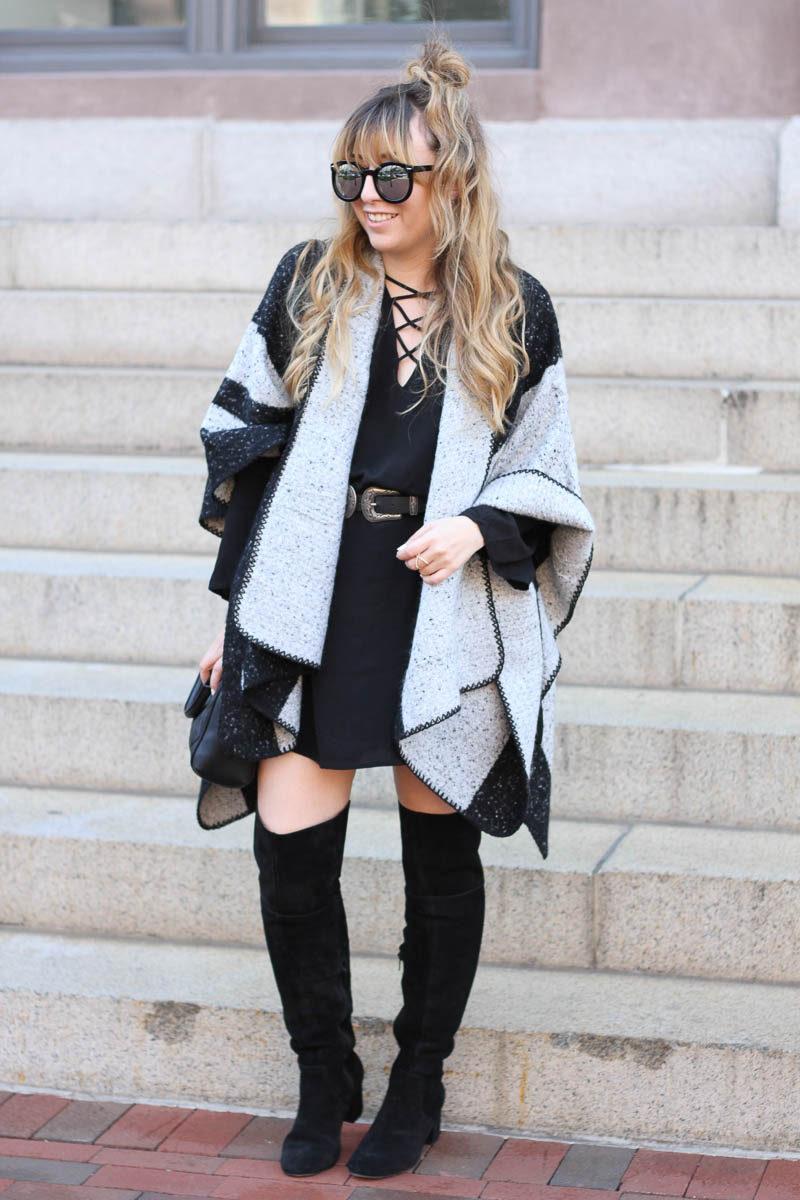 lush-black-dress-ily-couture-stripe-cape-9-of-16