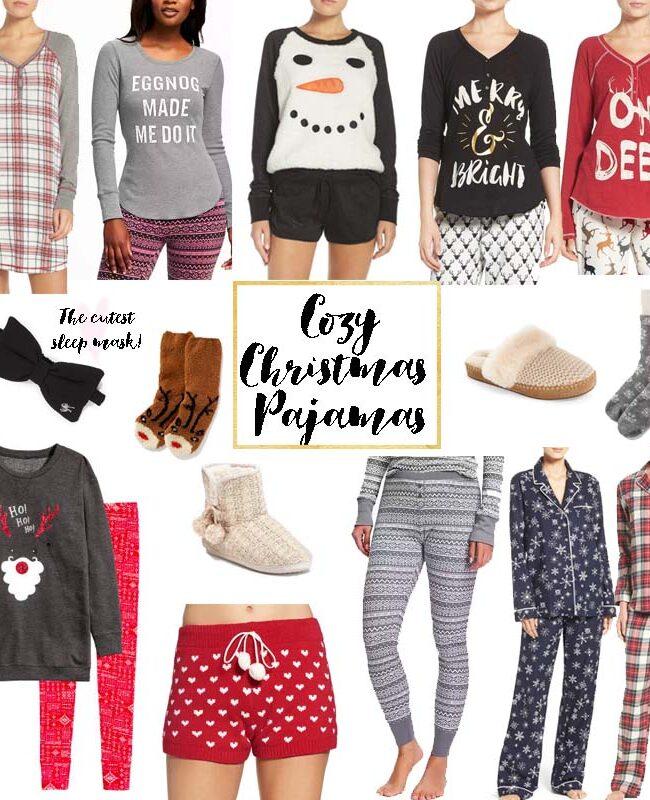 Best Cozy Christmas Pajamas