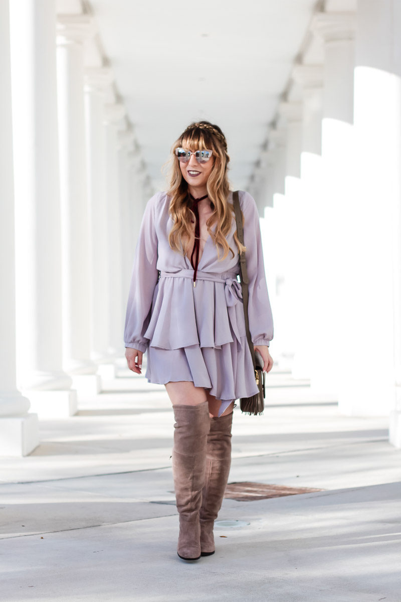 shopbop-gray-tiered-dress-2-1-of-1