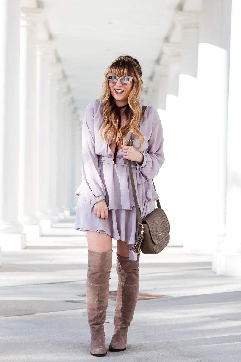 shopbop-gray-tiered-ruffle-dress-5