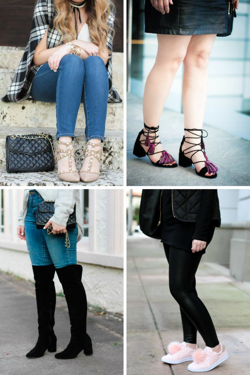 5 Favorite Shoes