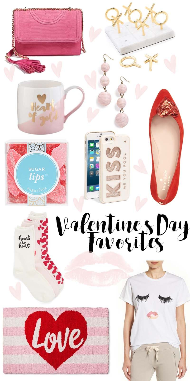 Miami fashion blogger Stephanie Pernas shares her Valentine's Day favorites in fashion and gifting
