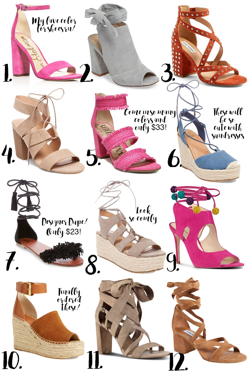 Best Affordable Spring Shoes