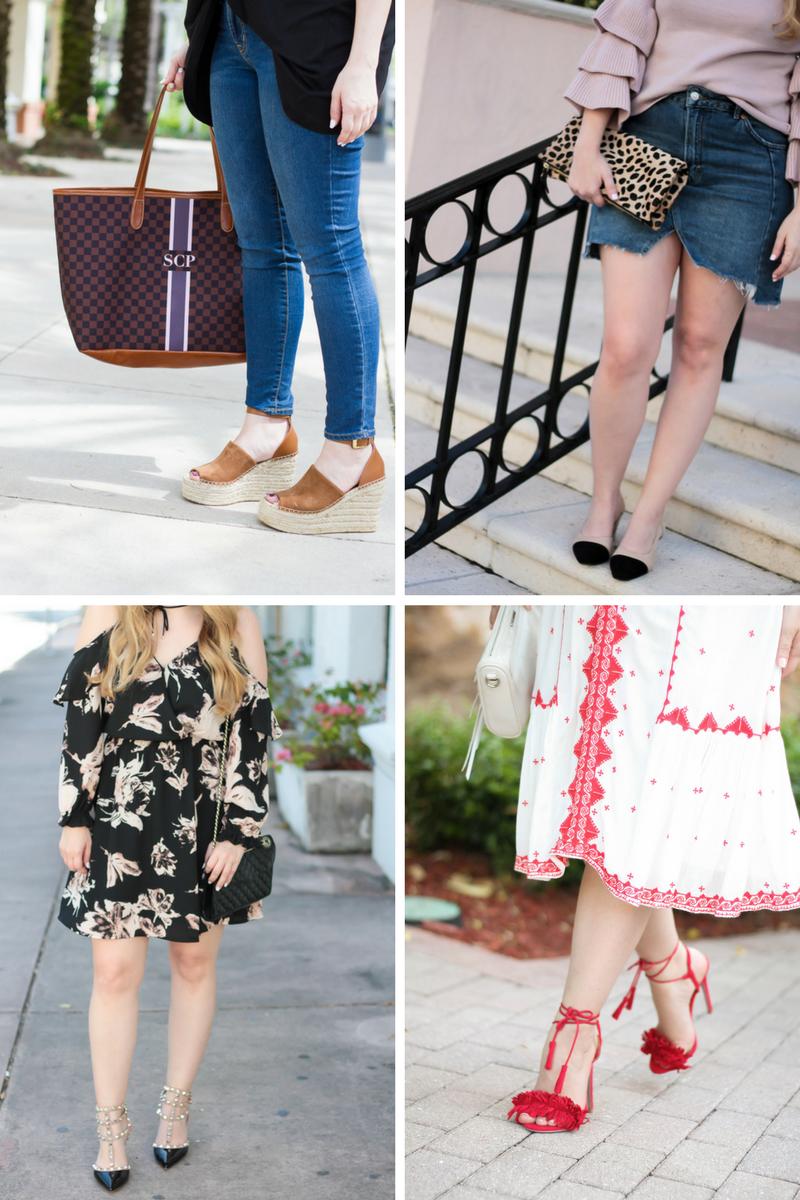 The best designer dupe shoes for spring 2017