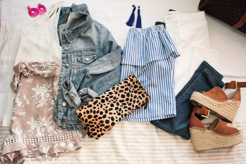 Miami fashion blogger Stephanie Pernas shares some ideas for cute outfit ideas for dinner on a Disney vacation