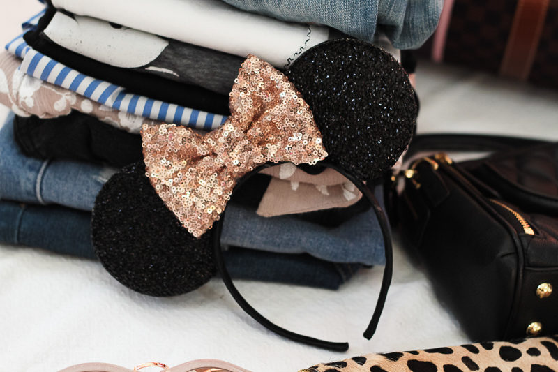 What to pack for a weekend in Walt Disney World