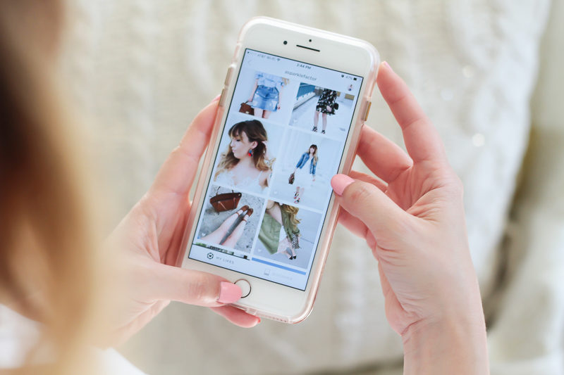 All about the Like to Know it app and how to use it to shop your favorite bloggers' Instagrams