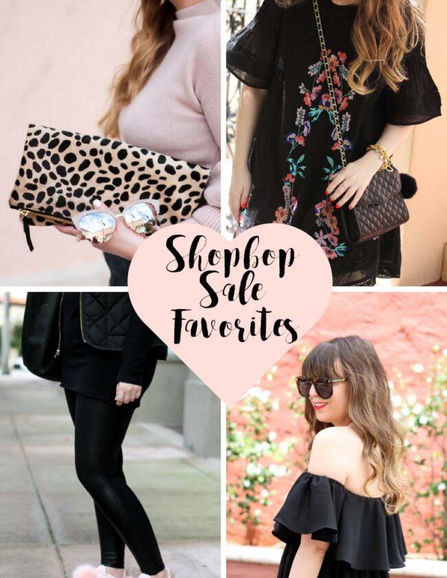 Shopbop sale recent features