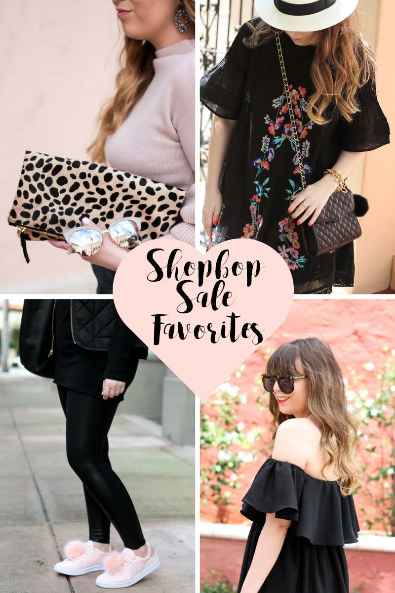 Shopbop sale recent features