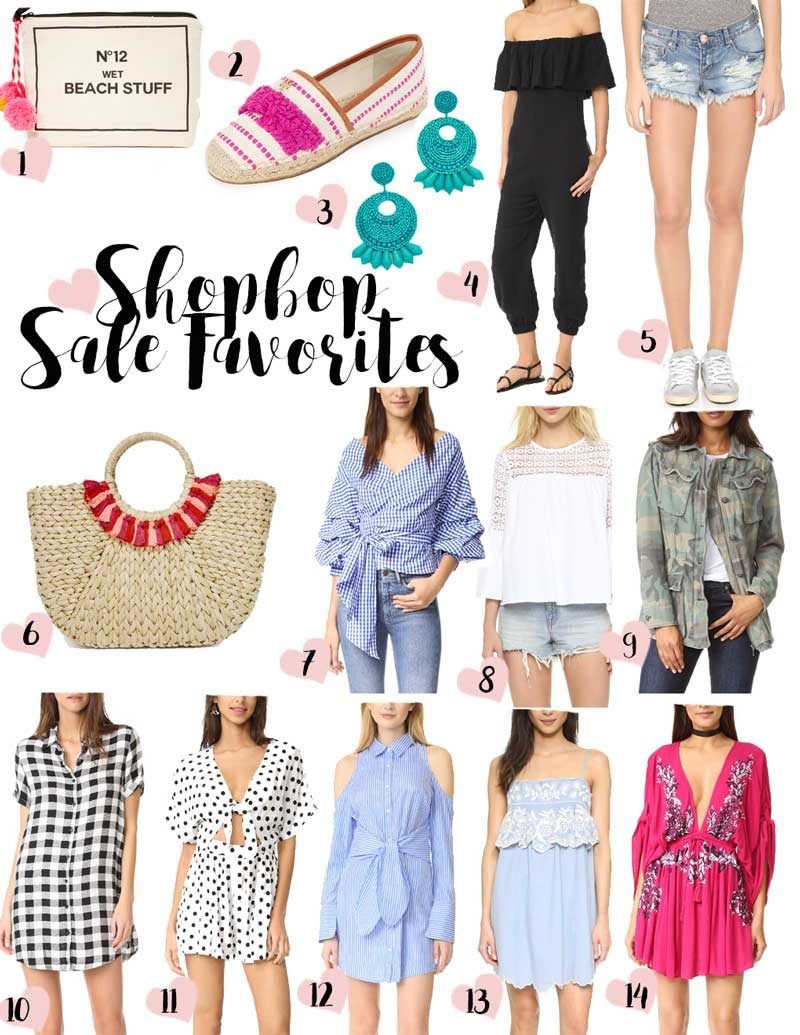 The best Shopbop sale finds