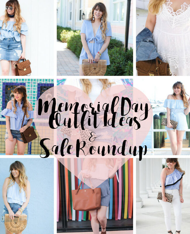 Memorial Day Outfit Ideas + Sale Roundup