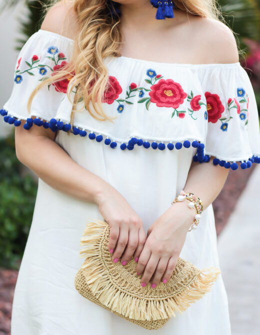 The Perfect Cinco de Mayo Dress -Goodnight Macaroon Grace dress