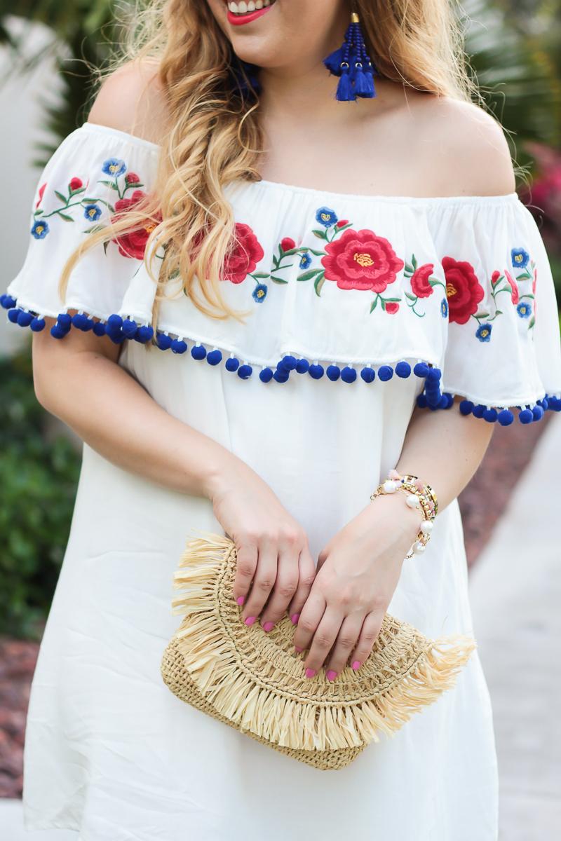 The Perfect Cinco de Mayo Dress -Goodnight Macaroon Grace dress