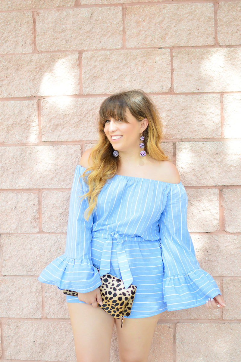 Miami fashion blogger Stephanie Pernas wearing a cute summer outfit