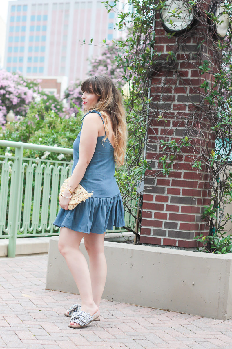 Miami fashion blogger Stephanie Pernas styles a cute 4th of July outfit idea