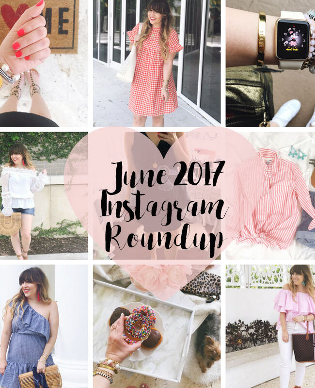 June 2017 Instagram Roundup