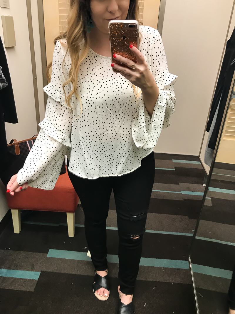 Nordstrom Anniversary Sale 2017 Dressing Room Diary-16