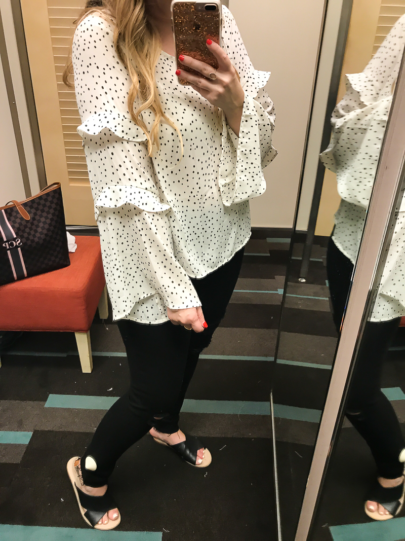 Nordstrom Anniversary Sale 2017 Dressing Room Diary-17
