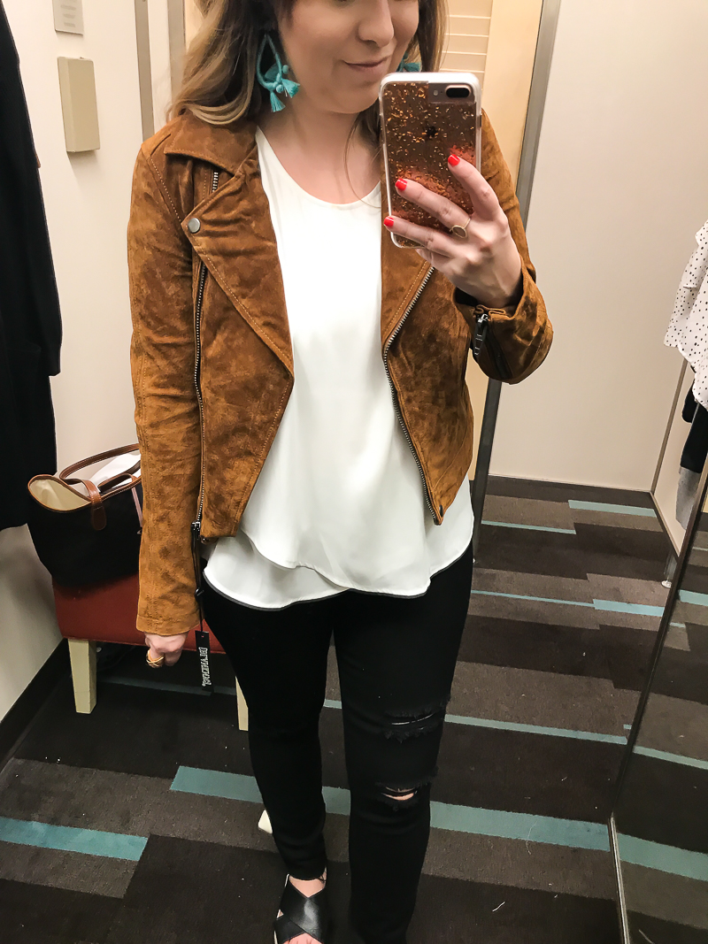 Nordstrom Anniversary Sale BLANK NYC jacket