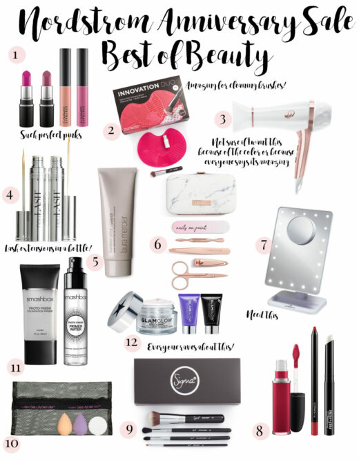Best Nordstrom Anniversary Sale Beauty Deals