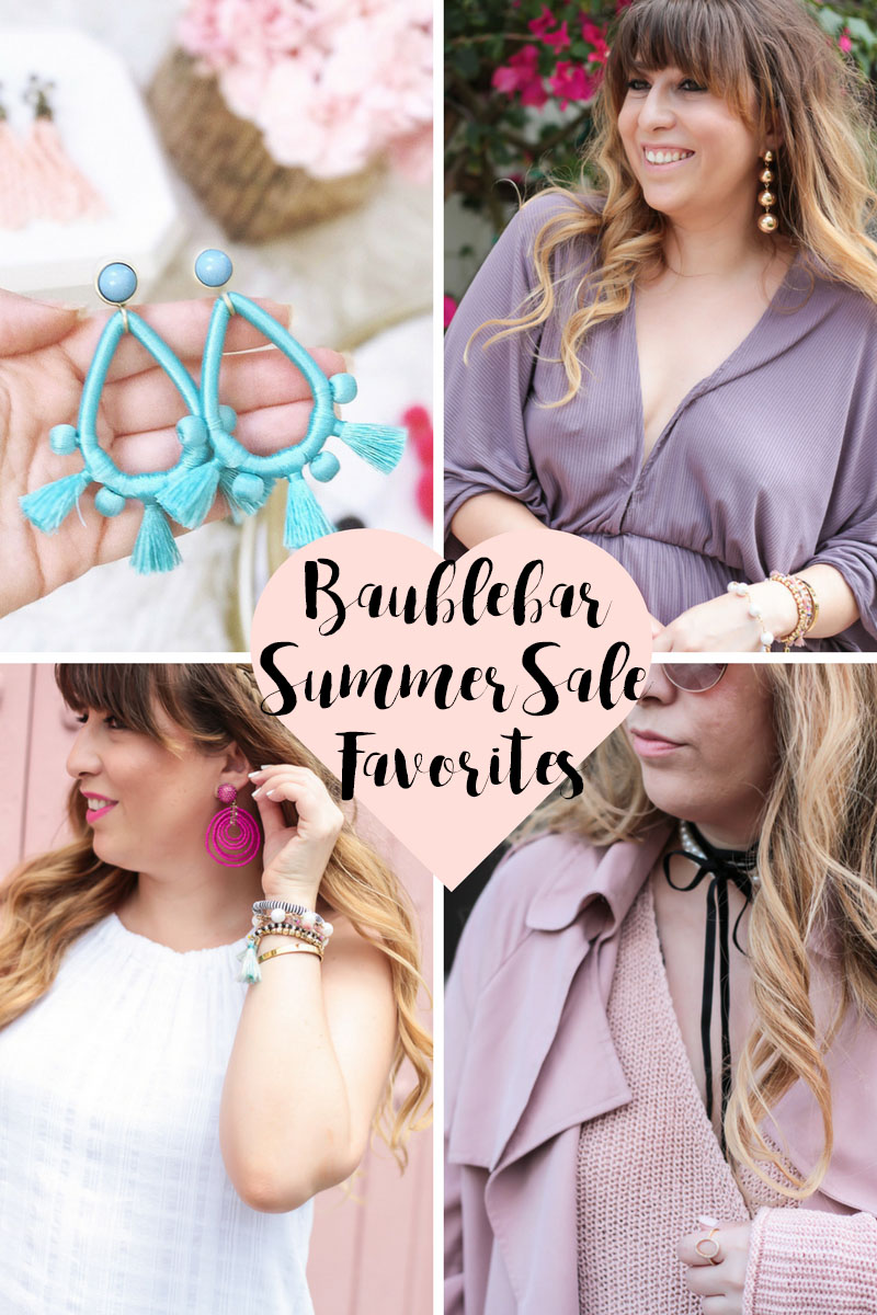 baublebar summer sale favorites