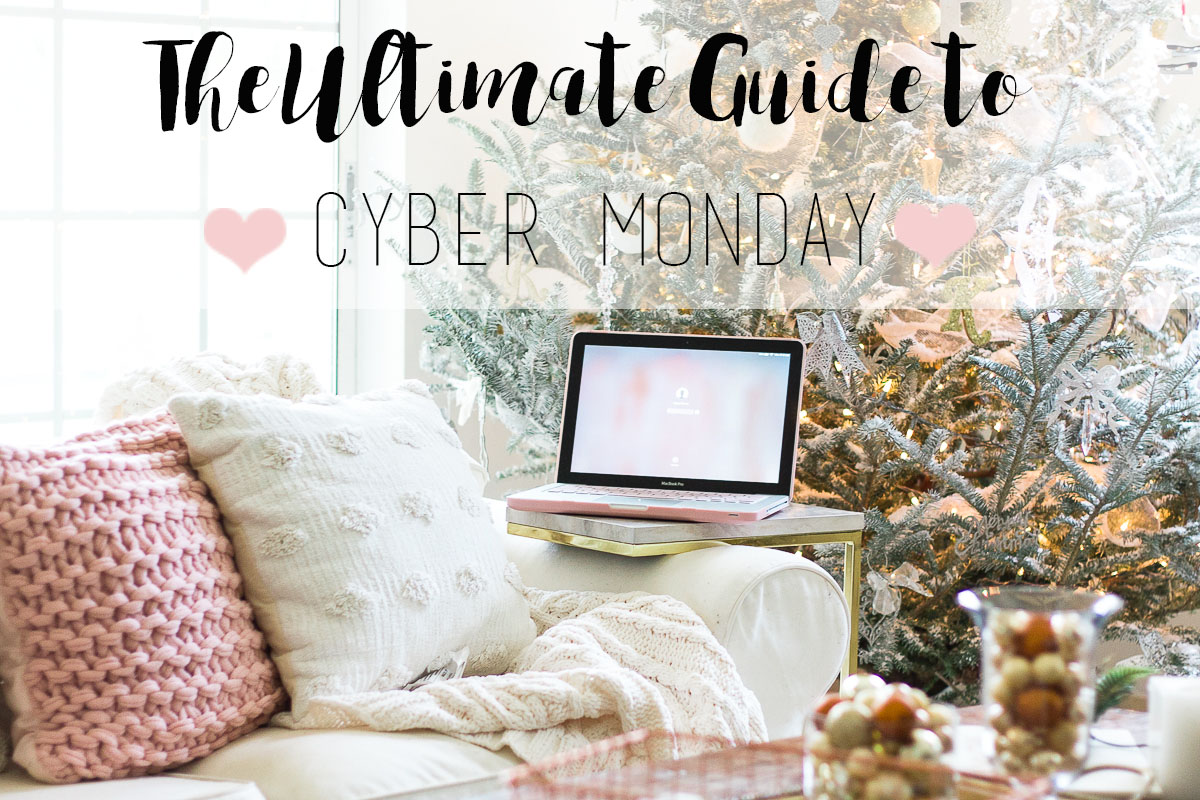 Cyber Monday Sale Guide best sales