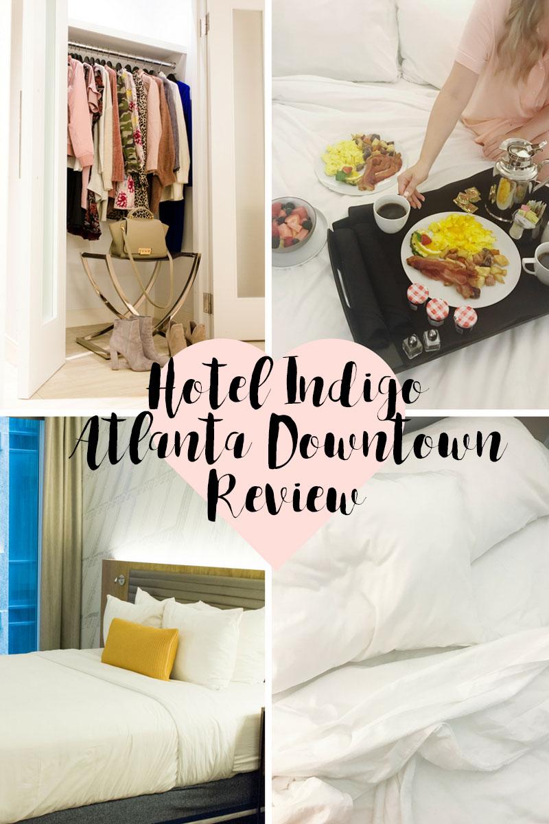 Hotel Indigo Atlanta Downtown Review