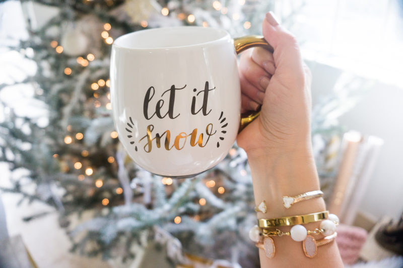 Cute holiday mug