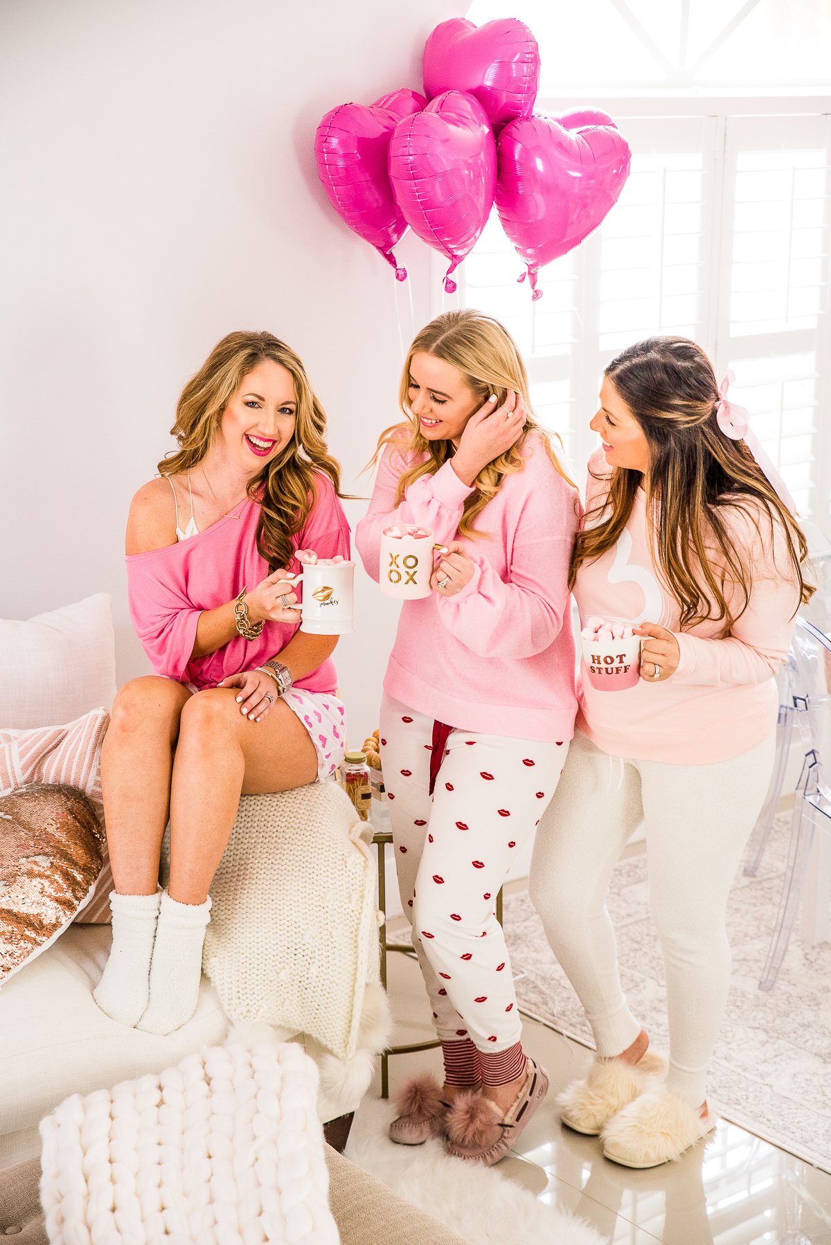 How to throw a Galentine's Day party