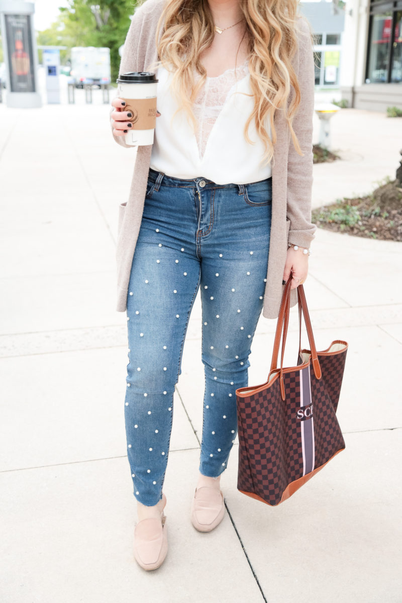 Affordable pearl jeans