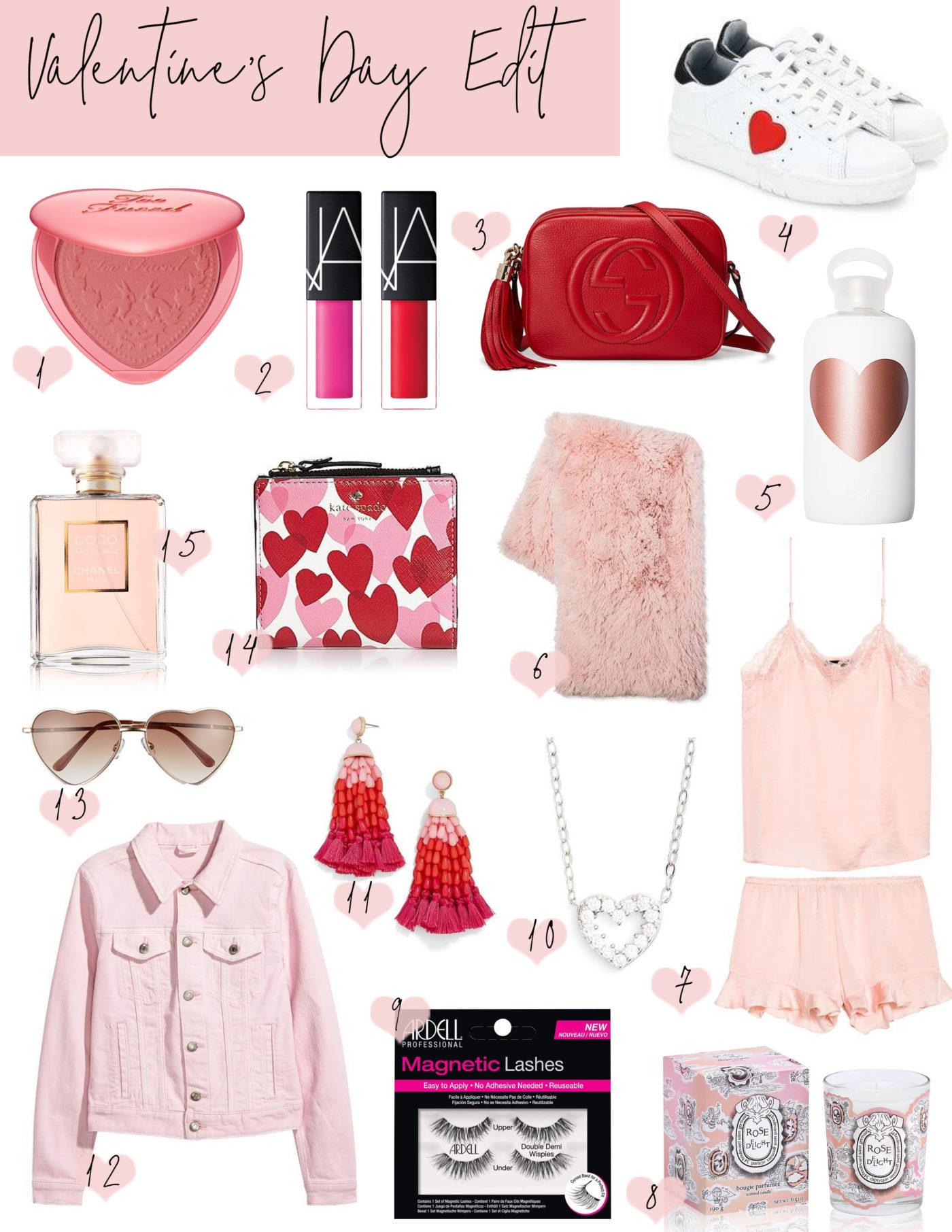 Valentines Day Edit- Valentine's Day Gift Guide