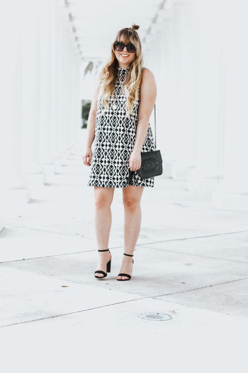 Gwynnie Bee swing dress_-3