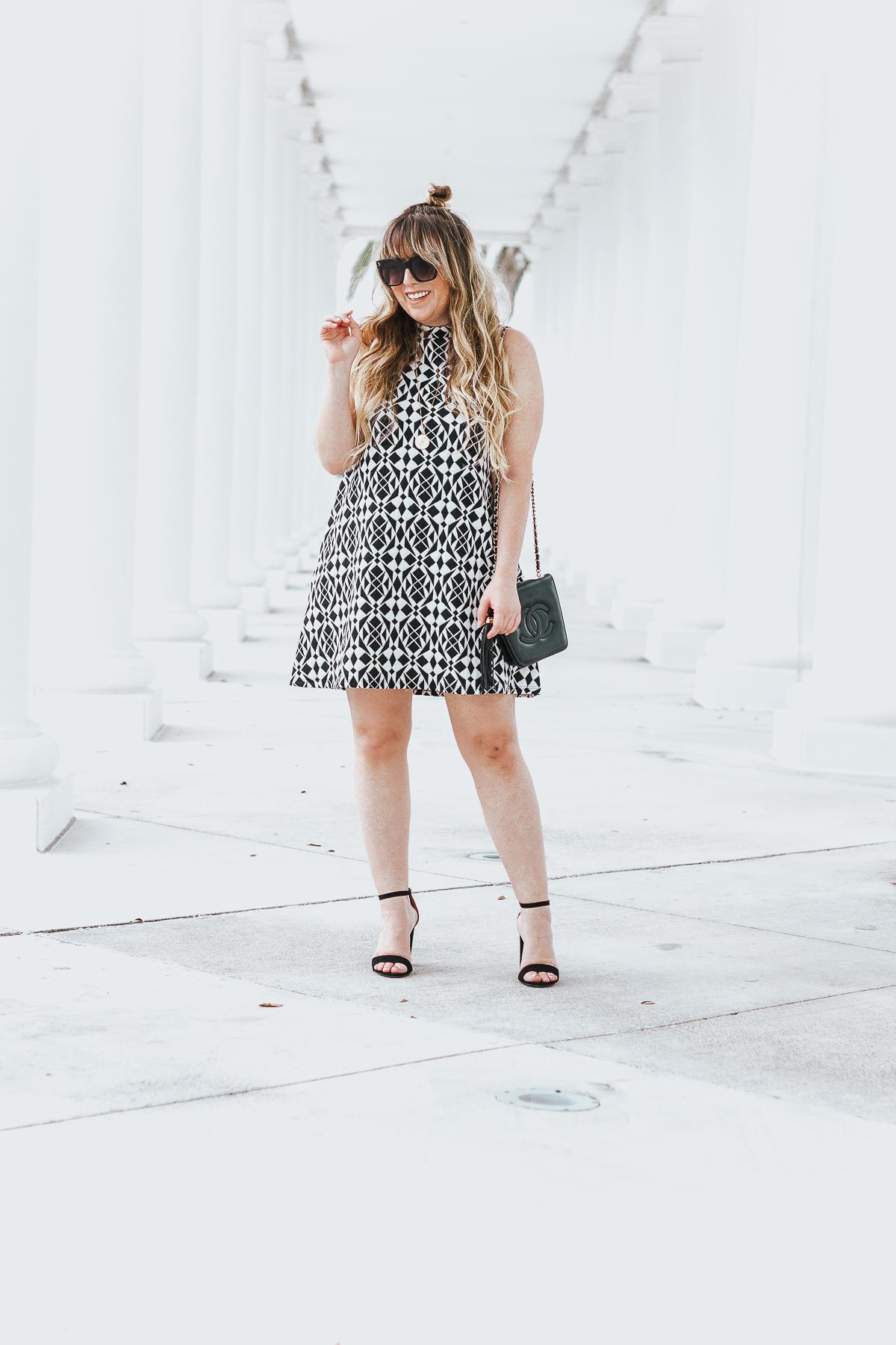 Gwynnie Bee swing dress_-5
