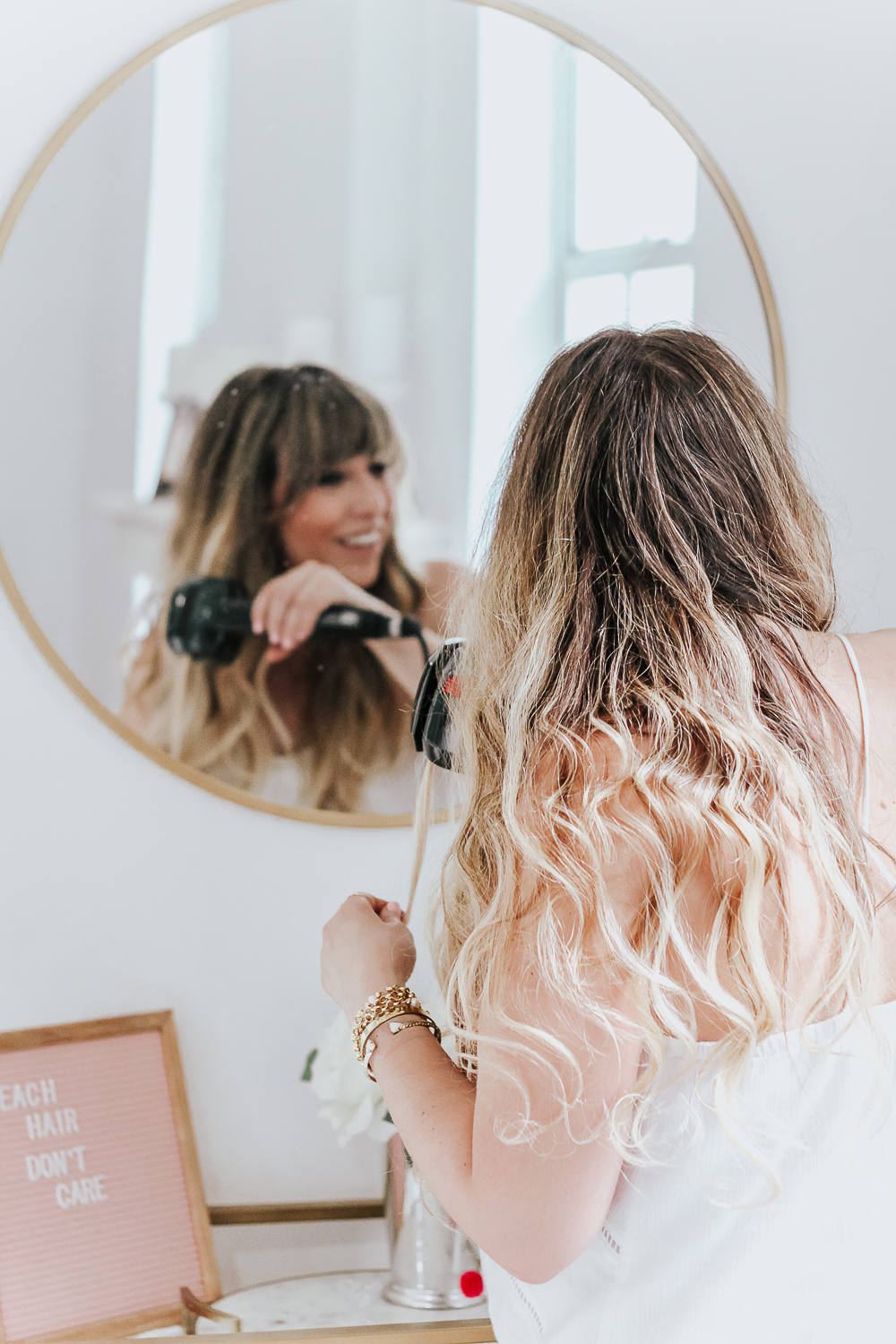 How to get easy beach waves with the Conair Infiniti Pro Curl Secret 2-8
