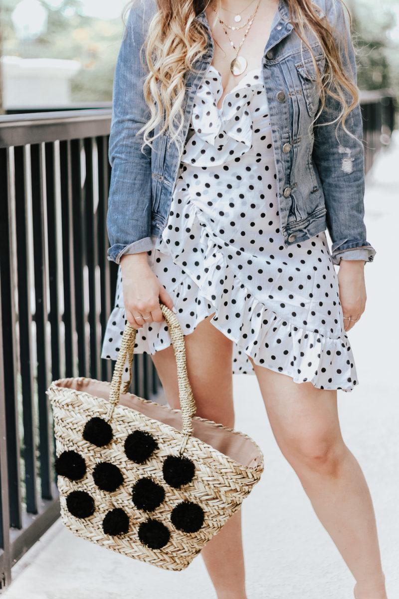 155ae1a83c4a The $16 Polka Dot Dress You Need For Summer • Stephanie Pernas || a ...