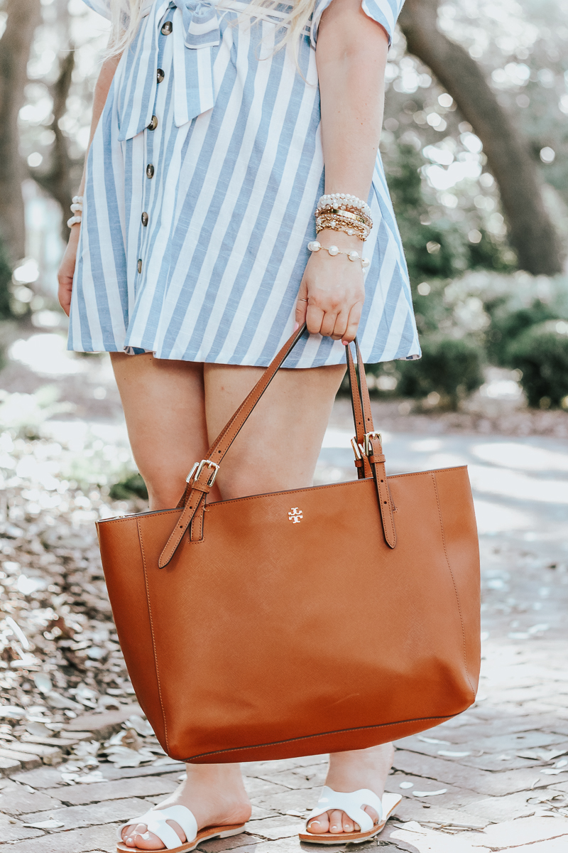 Shein-blue-and-white-stripe-dress-10