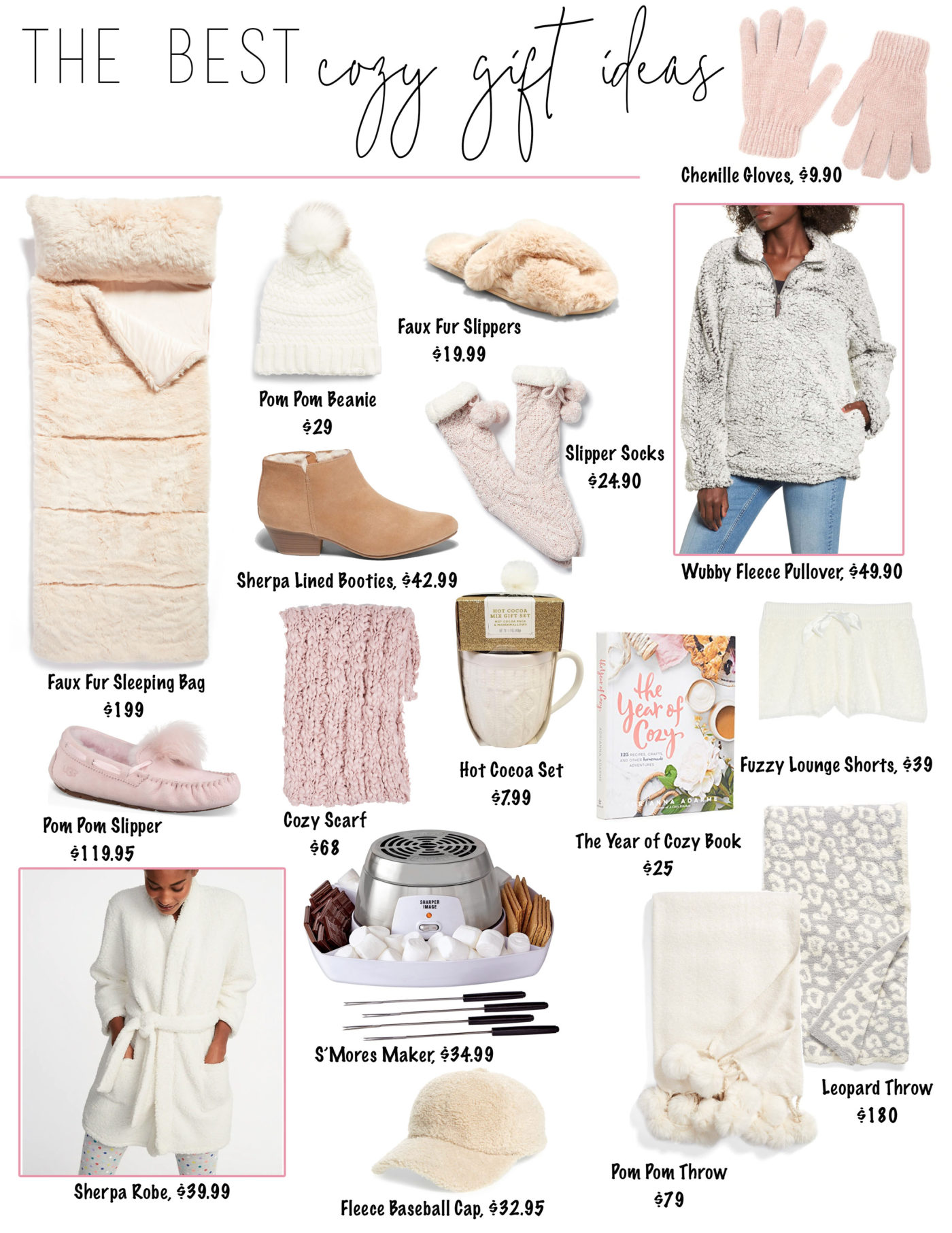 Holiday Gift Guide 2018 – Cozy Gift Ideas