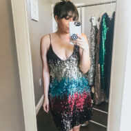 Decemeber Amazon Haul – New Year's Eve dresses from Amazon