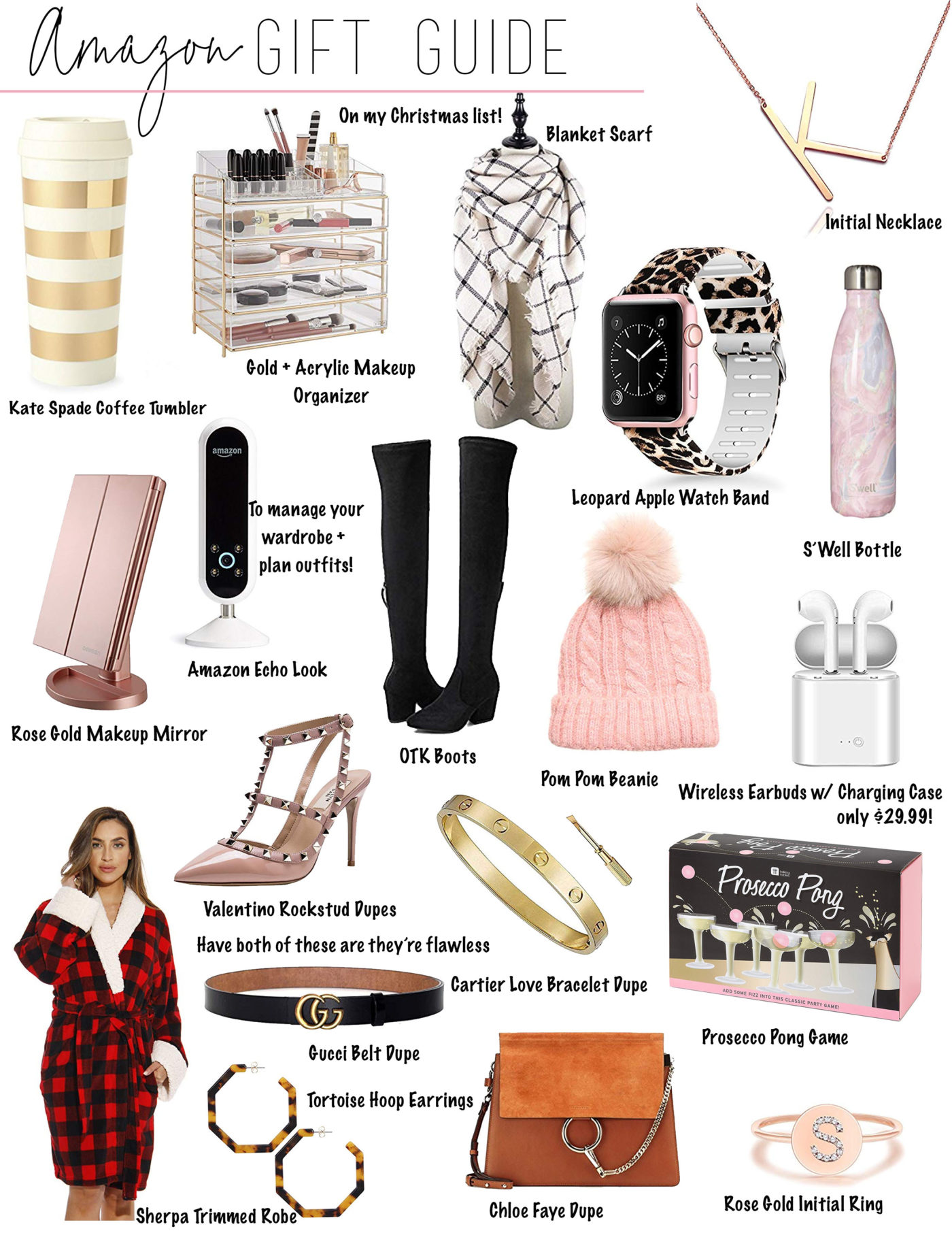 Holiday Gift Guide 2018 – Amazon Holiday Gifts for Women