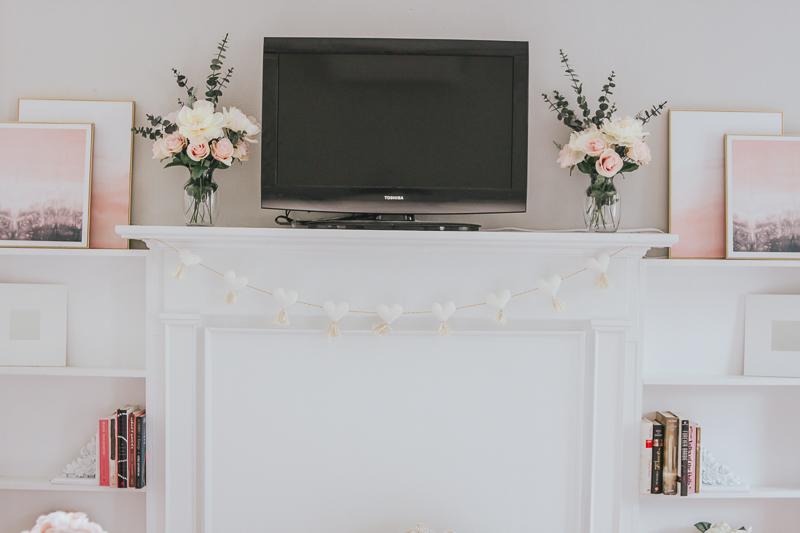 Valentine's Day Home Decor – a Sparkle Factor Stephanie Pernas-4
