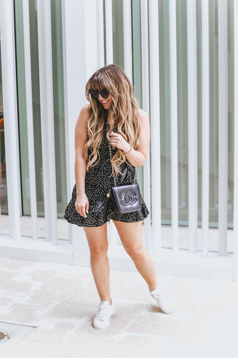Amazon polka dot dress