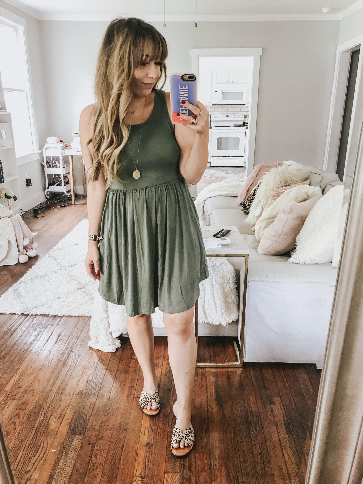 Cute Amazon tank dress