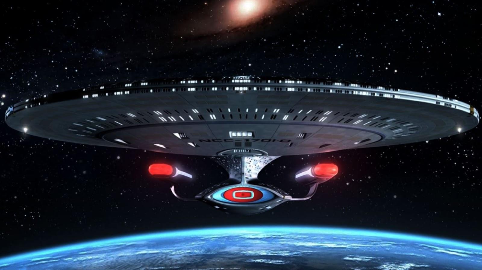 USS enterprise NCC 1701-D
